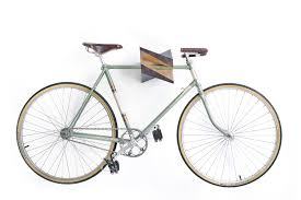 Wall bicycle mount Diy Makespace 11 Gorgeous Bike Storage Solutions That Double As Art