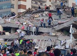 Greece and Turkey earthquake driven by ...