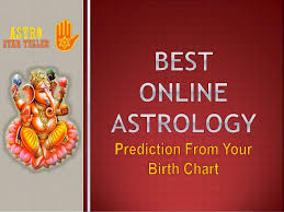 Best Online Astrology Prediction From Your Birth Chart