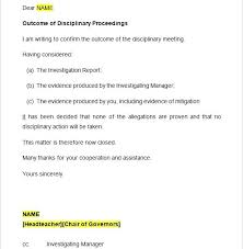 Hr Letter Templates Free Documents Soulective Co