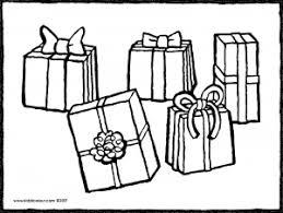 Vijf Geschenken Kiddicolour