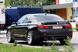 All BMW Models 2013 bmw 7 series : SCOOP: Early Prototype of 2013 BMW 7-Series Facelift | Carscoops