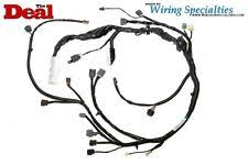 240sx engine harness wiring specialties engine tranny harness for s14 sr20det sr20 kouki to s14 240sx
