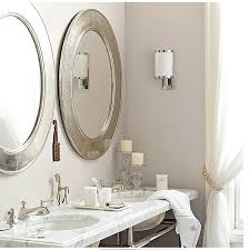 silver framed bathroom mirrors. Perfect Mirrors Oval Framed Bathroom Mirrors Silver Framed Oval Bathroom Mirrors  Pinterest 610 X 611px For Silver R