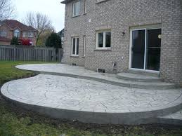stamping concrete patio ideas backyard concrete patio best stamped concrete patio ideas images on stamped