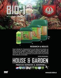 house garden anything grows