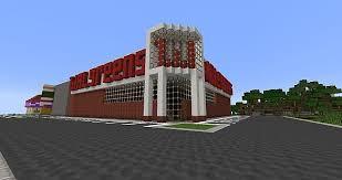 Walgreens 7eleven Minecraft Project