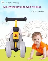 Xe đạp thăng bằng cho bé Xe đạp Đồ chơi trẻ em cho bé trai 1