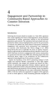 Engagement and Partnership in Community Based Approaches to      Inside