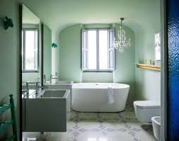 modern bathroom colors. View In Gallery Mint Bathroom With Modern Elements Colors T