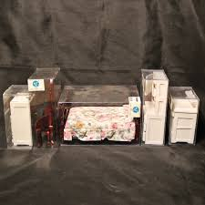 Dollhouse Furniture Kitchen Lot Of Small Town Treasures Dollhouse Furniture Kitchen Amp