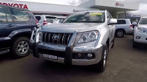 USED CAR: 2013 Toyota GXL Prado FOR SALE - YouTube