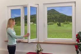 Kunststoff Fenster Weiß
