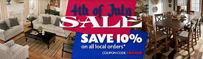 Ashley Furniture 4th of July Sale Celebrate Independence Day with