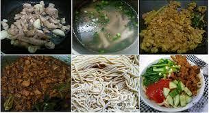 Banyak makan populer di indonesia, salah satunya adalah mie ayam. Resep Membuat Mie Ayam Homemade Anti Gagal Cocok Untuk Pemula Resep Dapur Praktis