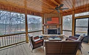 rustic house plan with porches stone and photos floor plans fine