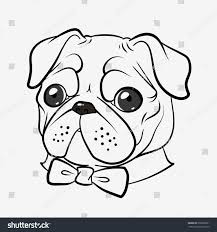 pug coloring pages printable 15 new cute pug coloring pages collection