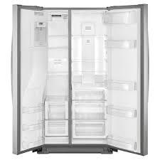 kenmore 50023. 046051763000 kenmore 51763 24.8 cu. ft. side-by-side refrigerator 50023