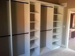 cube closet shelves diy