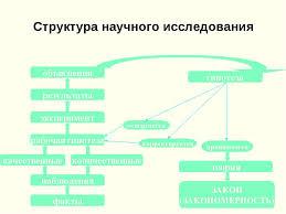 Структура этапов научного исследования Реферат Структура этапы научного исследования реферат