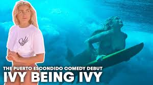 Ivy's Off To Mexico For Pumping Surf And A <b>Big Stand-Up</b> Show In ...