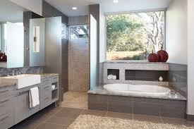 Bathroom:Cool elegant small bathroom with simple vanities set Elegant  Bathroom Interior Design With Grey