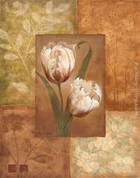 vivian flasch tulip dance i art painting