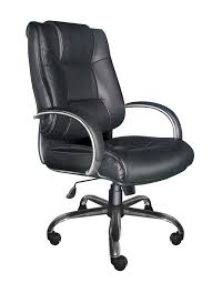 sovereign big tall manager high back leather