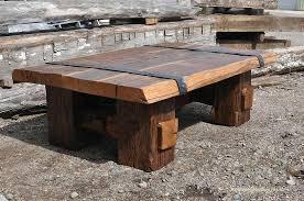 metal and wood coffee table reclaimed wood coffee table with iron straps round metal coffee table