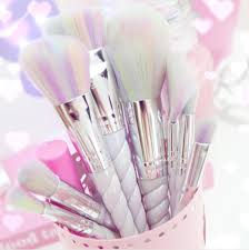 unicorn brush sets. or the og unicorn brushes that will add serious dose of magic to any makeup routine. brush sets i