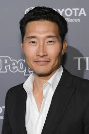 Good looking asian actors