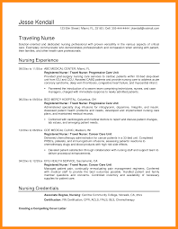 9 Sample Nurse Resume Objectives Dtn Info