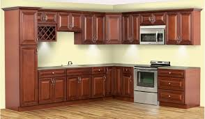 standard size of kitchen cabinets