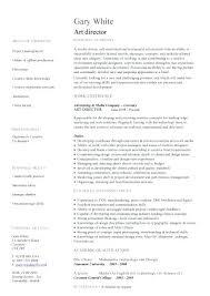 Sample Art Resume Art Resume Template Director Sample Highly