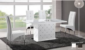 High Gloss Dining Table Trendy Design White High Gloss Dining Table All Dining Room
