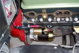 so lost i want to cry chevy nova forum in the 2nd pic you can also see another smaller 8 gauge wire routed beside the starter wire this is the battery charging circuit