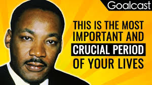 How To Design Your Lifes Blueprint Martin Luther King Goalcast