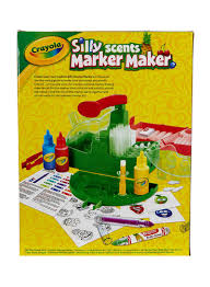 Shop Crayola Silly Scents Markers Maker Online In Dubai Abu Dhabi And All Uae