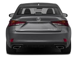 2018 Lexus IS F Sport In Charlotte, NC - Hendrick Charlotte