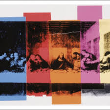 andy warhol pop art poster the last