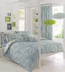elton cotton blend duvet cover quilt bedding set