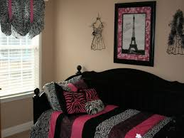Paris Themed Bedroom Curtains Paris Themed Room