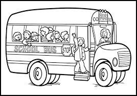 Small Picture school bus coloring page printable Archives Best Coloring Page