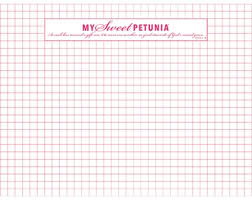 Original Grid Paper Pad Double Sided