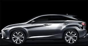 2016 Lexus Rx 350 Rx 450h Preview Lexus Enthusiast