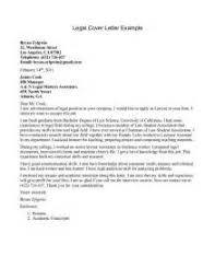 paralegal cover letter sample free cover letter paralegal