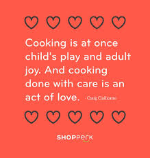 Chef Quotes Inspiration Quotes About Home Cooked Food 48 Quotes