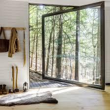 10 entrances that involve sliding pivoting and rotating doors dezeen