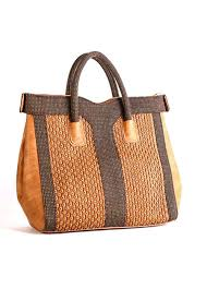 pu leather tote handbags for women brown with leather pattern zip closure