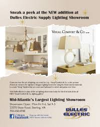 Dulles Electric Supply Lighting Showroom Sterling Va Media Design Project Dulles Electric Supply